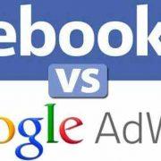google ili facebook