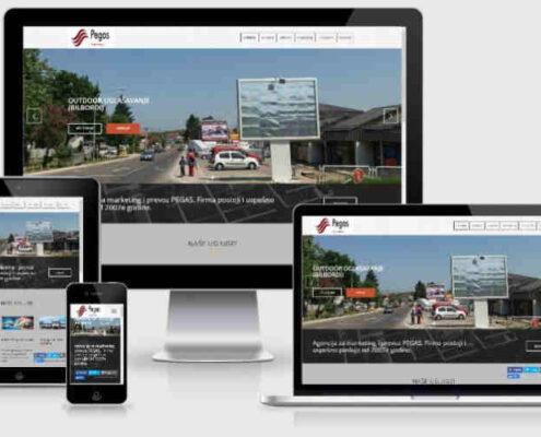 Izrada sajta Izrada Reklama