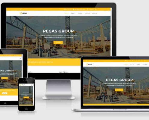 Izrada sajta Pegas