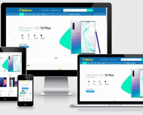 Izrada sajta Telefonko
