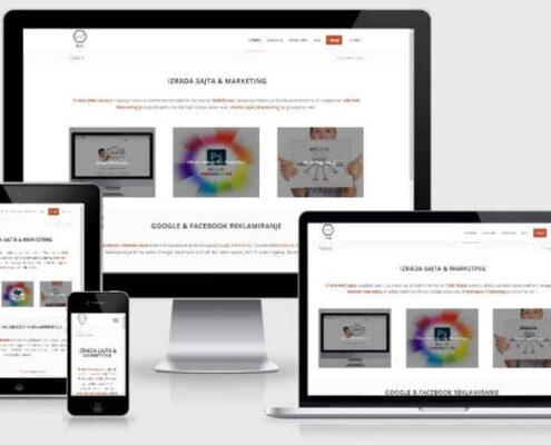 Izrada sajta Reklama Sajta